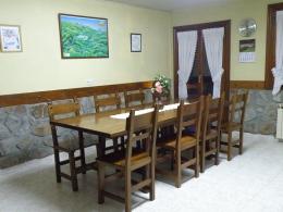 Cocina-comedor. Akuiola